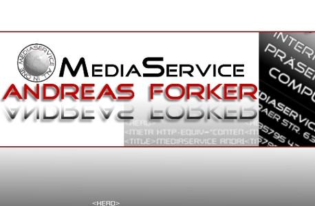 MediaService Andreas Forker